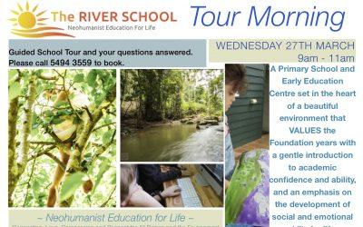 SCHOOL TOUR – TERM 1