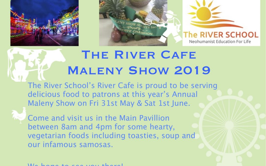River Cafe @ Maleny Show